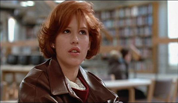 claire standish character analysis Detailed plot synopsis reviews of the breakfast club five high school students, andy, brian, claire, john and allison are sentenced to detention and are forced to spend their saturday in the school library.